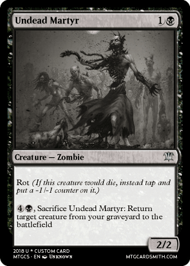 Undead Martyr