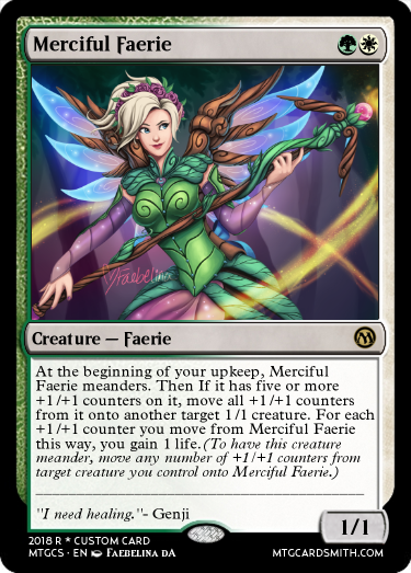 Merciful Faerie