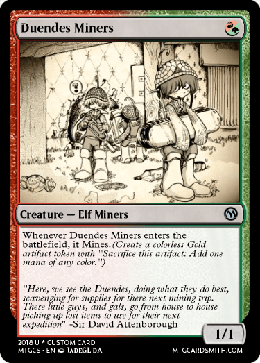Duendes Miners