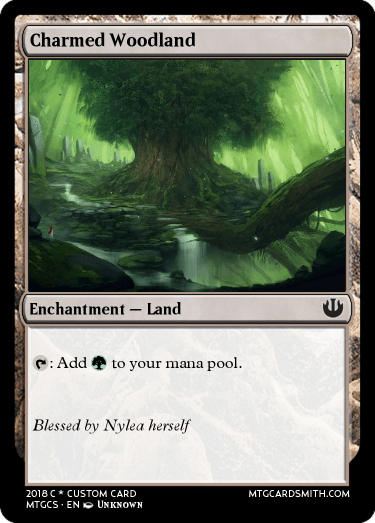 Charmed Woodland