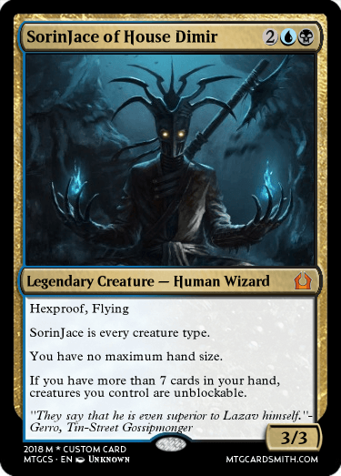 SorinJace of House Dimir