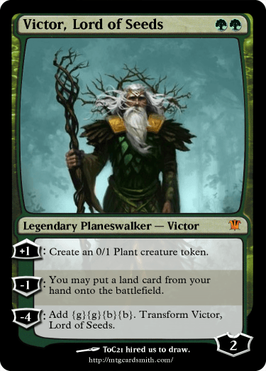 Victor, Lord of Seeds