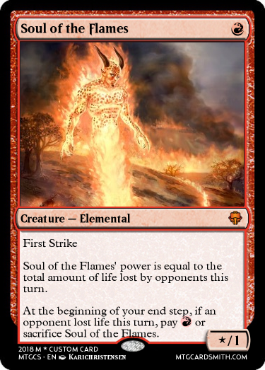 Soul of the Flames