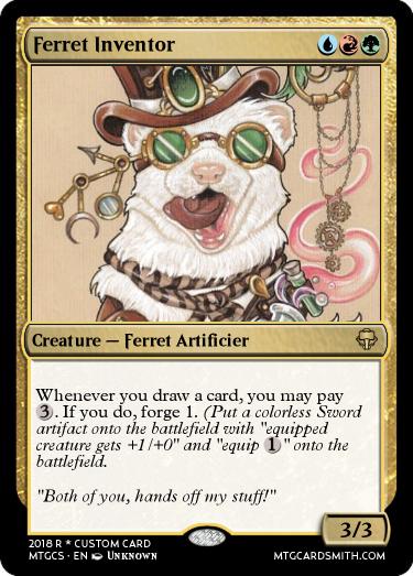 Ferret Inventor