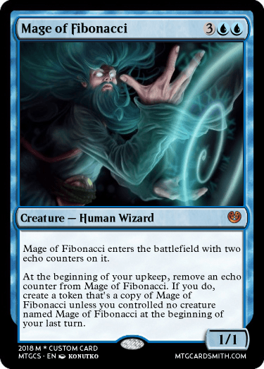 Mage of Fibonacci