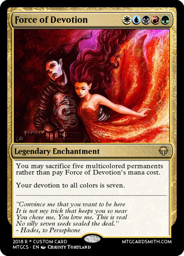 Force of Devotion