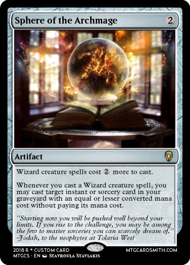 Sphere of the Archmage
