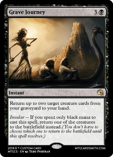 Grave Journey