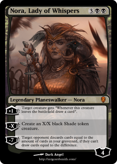 Nora, Lady of Whispers