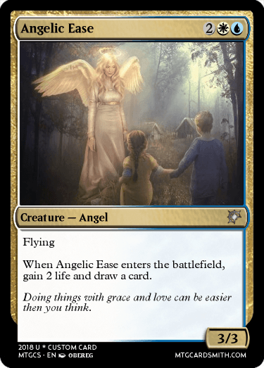 Angelic Ease