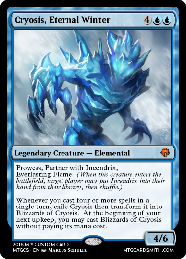 Cryosis, Eternal Winter
