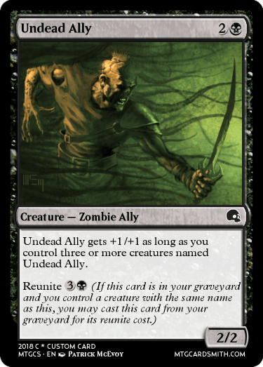 Undead Ally