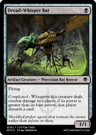Dread-Whisper Bat