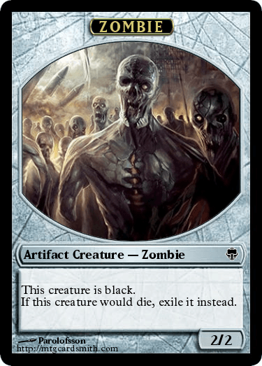 Token for Descent of the Dead