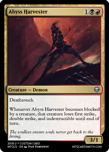 Abyss Harvester