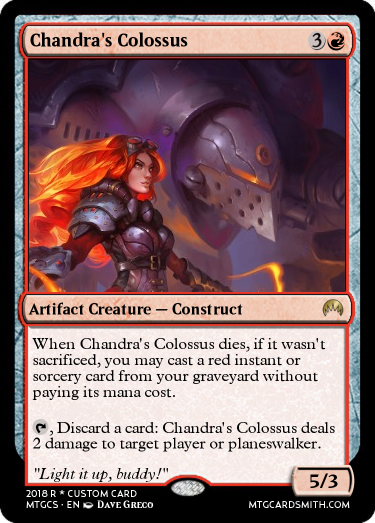 Chandra's Colossus