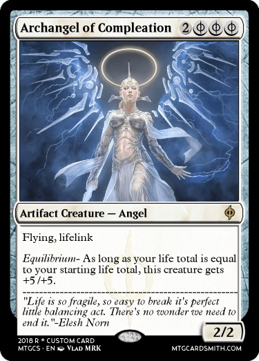 Archangel of Compleation