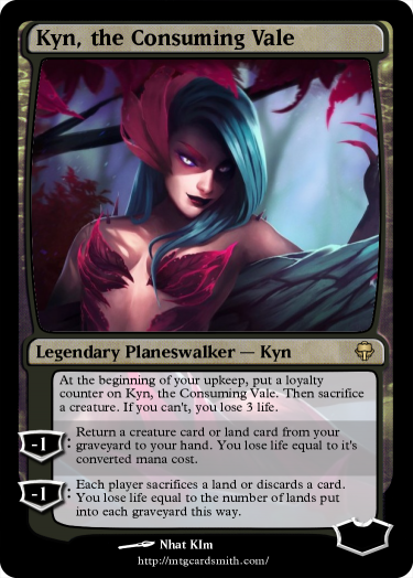 Kyn, the Consuming Vale