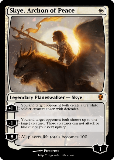 Skye, Archon of Peace