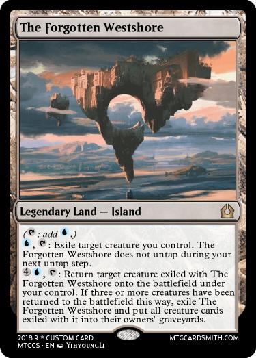 The Forgotten Westshore