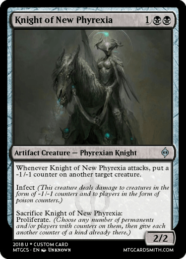 Knight of New Phyrexia