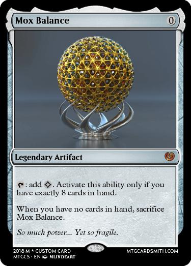 Mox Balance