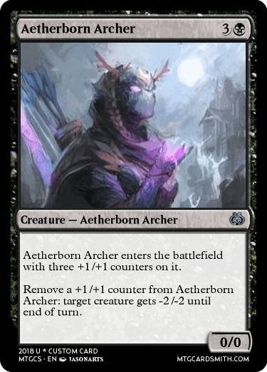 Aetherborn Archer