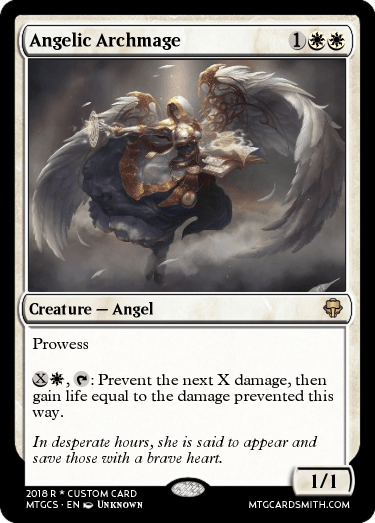 Angelic Archmage