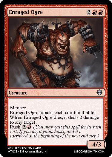 Enraged Ogre