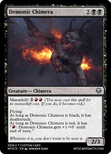 Demonic Chimera