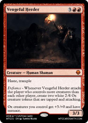 Vengeful Herder