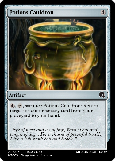Potions Cauldron