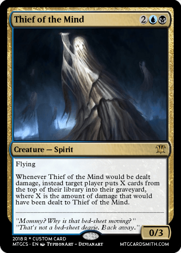 Thief of the Mind