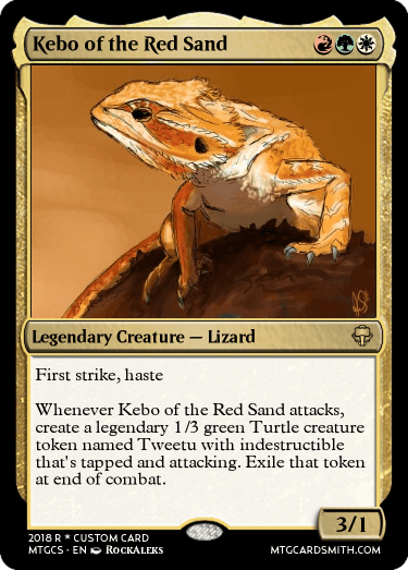 Kebo of the Red Sand