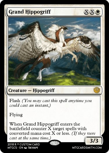 Grand Hippogriff