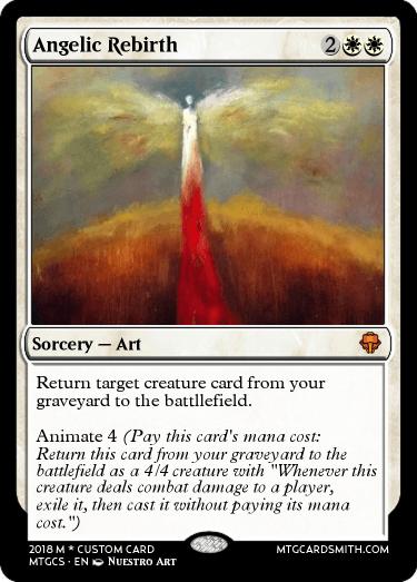 Angelic Rebirth