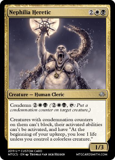 Nephilia Heretic