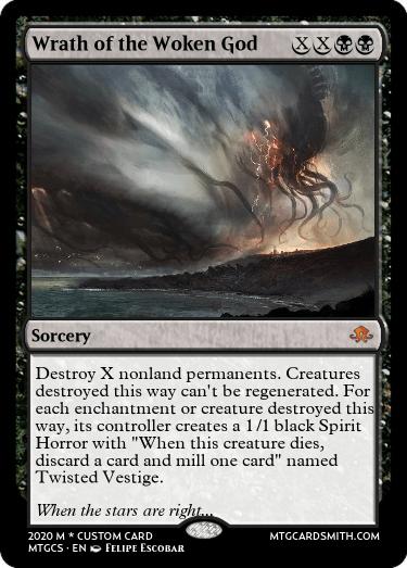 Wrath of the Woken God