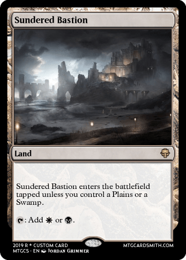 Sundered Bastion