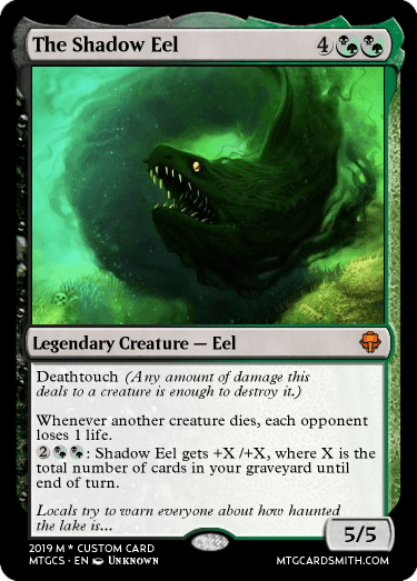 The Shadow Eel