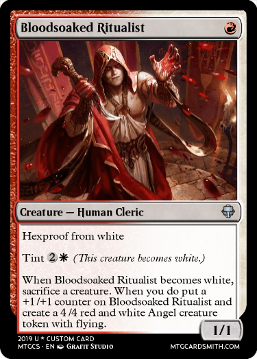 Bloodsoaked Ritualist