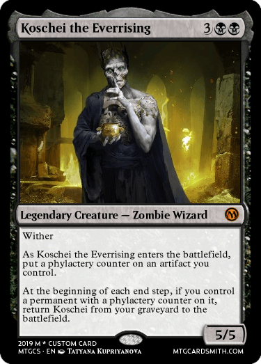Koschei the Everrising