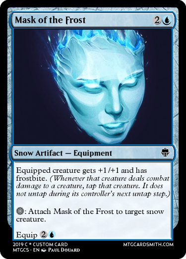 Mask of the Frost
