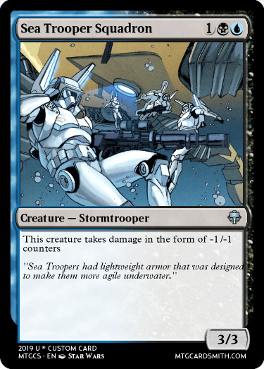 Sea Trooper Squadron