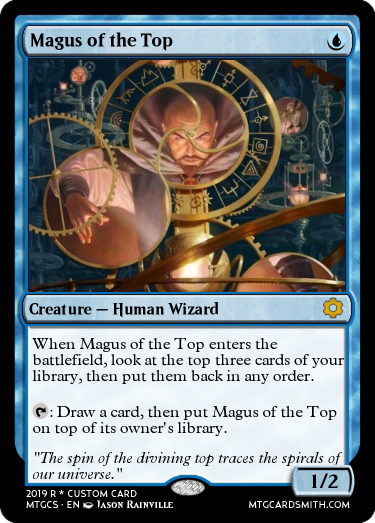 Magus of the Top