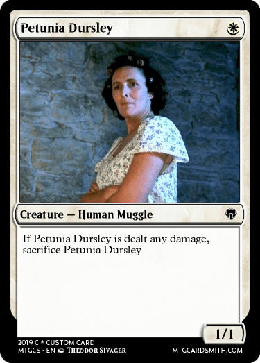 Petunia Dursley