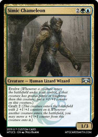 Simic Chameleon