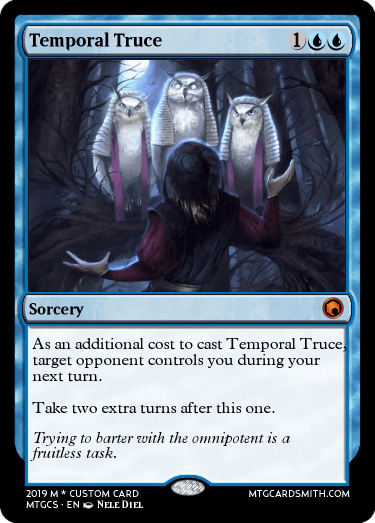 Temporal Truce