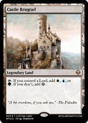 Castle Brugrad