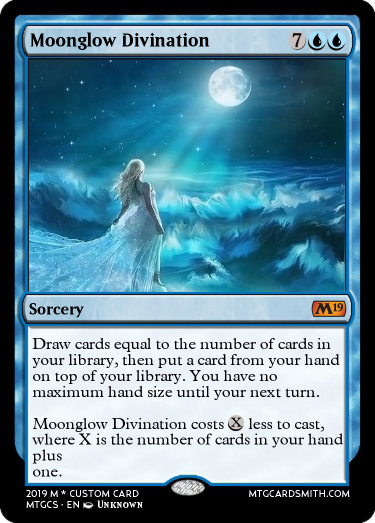 Moonglow Divination